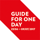 GuideForOneDay Sticky Logo
