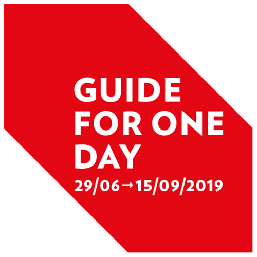 GuideForOneDay Logo